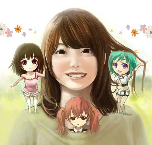 Hanazawa Kana forever!
