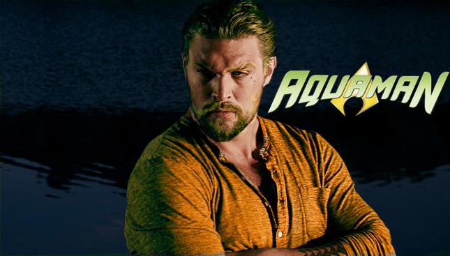 Até o Jason Momoa de Aquaman pode chegar....