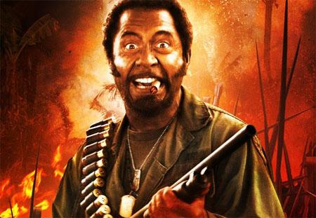 Antes de melhor Tony Stark ele foi o melhor soldado negro do cinema.